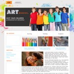 ArtSchoolTemplate - Preview