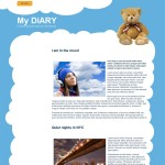 BlueBabyTemplate - Preview