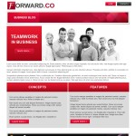 CorporateREDTemplate - Preview