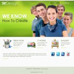 R 39-month Template website People template
