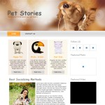 R 39-month Template website Pets -template