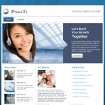 R 39-month Template website Services template